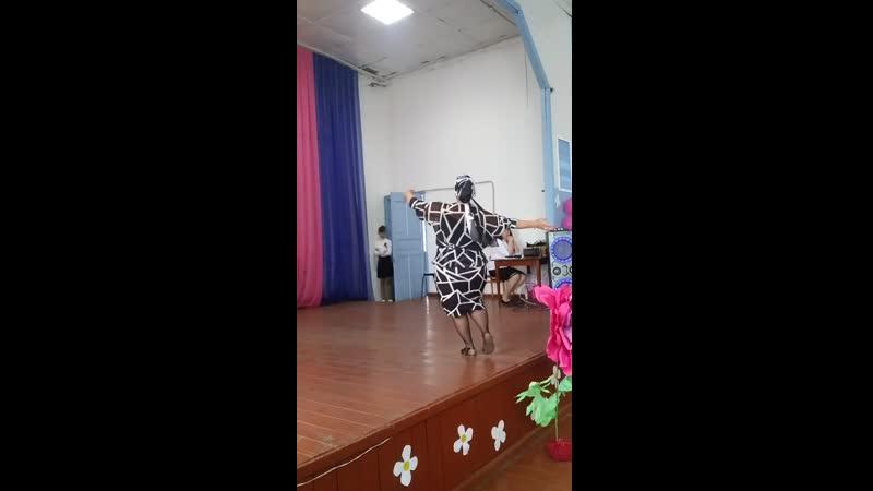 Танец Зарема Мержоева