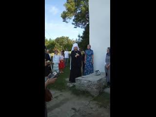 владыка Тихон, проповедь 24 июля