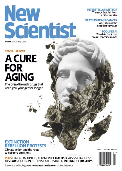 New Scientist 04.27.2019
