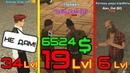 Игрок какого уровня даст больше денег в сампе на сервере GTA SAMP RP