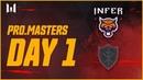 [Matches] Турнир Warface PRO.Masters. Day 1. Infer.Prodigy vs Major.Skayers