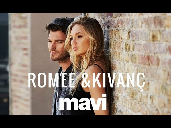 Romee Strijd Kıvanç Tatlıtuğ for Mavi - Exclusive Backstage