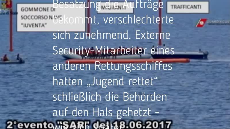 Deutsche Schlepperhelfer drohen 20 Jahre Haft