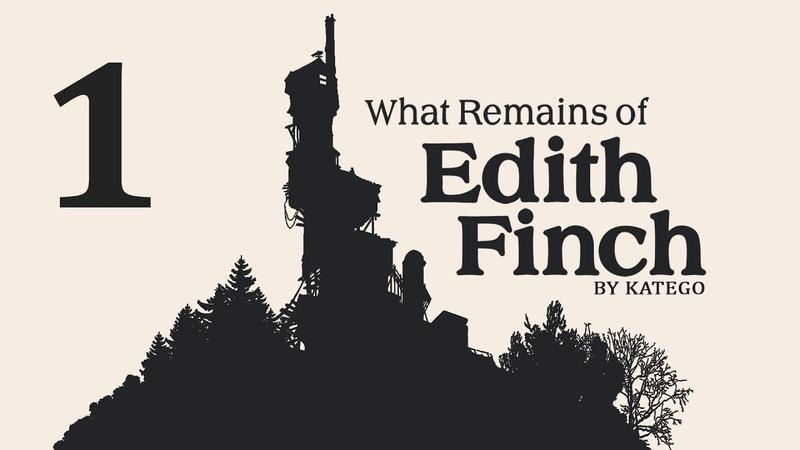 What Remains of Edith Finch. 1. [История невезучей семьи]