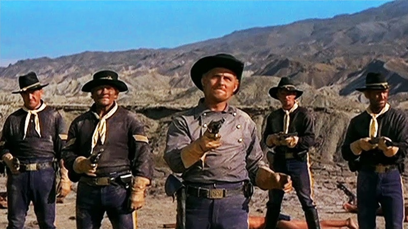 Custer of the West WESTERN Full Length US Kavallerie Western Full Movie English