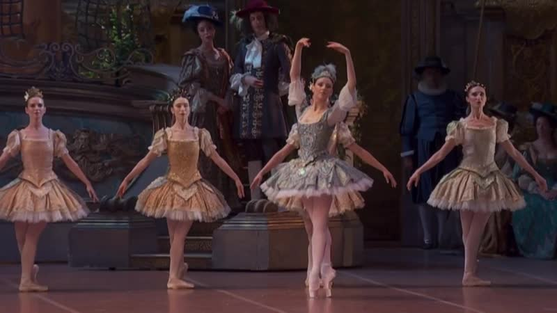 The Sleeping Beauty [choreography by Rudolf Nureyev, revived by Florence Clerc] Teatro alla Scala Ballet Company 2019