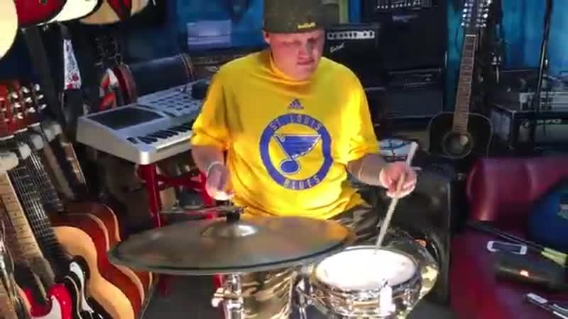 Барнаул школа игры на барабанах 🥁 рок22 UnderGrounD Barnaul Rock