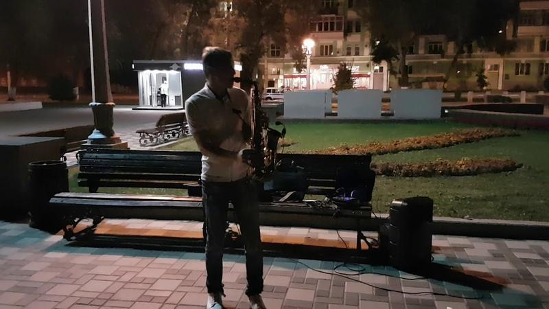 Саксофонист в Самаре