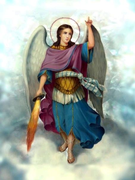 архангел селафиил картинки доброе утро меня стук рулевой