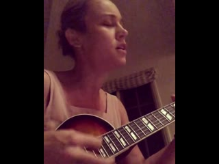 Brie Larson - God is a woman (Cover)