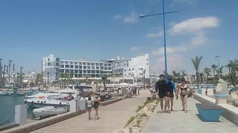 Кипр Limanaki Beach