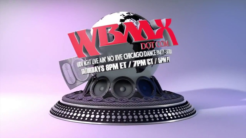 WBMX Saturday Night Live Ain' Now Jive Chicago Dance Party
