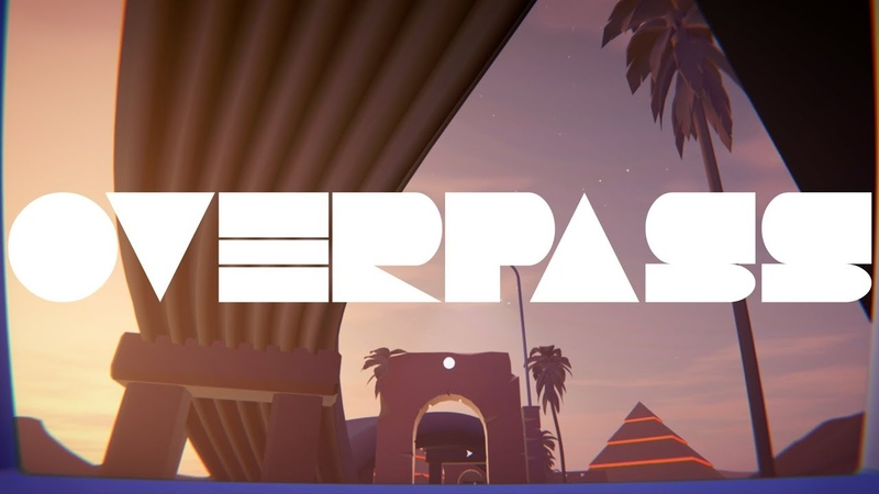 OVERPASS - a rhythm adventure from a new perspective