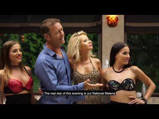 [RoccoSiffredi] Joanna Bujoli & Malena & Eveline Dellai & Silvia Lamberti - Rocco Siffredi Hard Academy 6