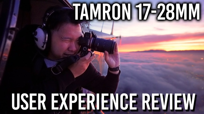 Tamron 17-28mm f/2.8 for Sony FE User Experience Review | The BEST REVIEW on YouTube