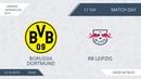 Borussia Dortmund 1:3 RB Leipzig, 17 тур (Герм)