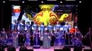 Выступления фольклорных ансамблей на концерте посвященному 100 летия ТАССР в Мензелинске