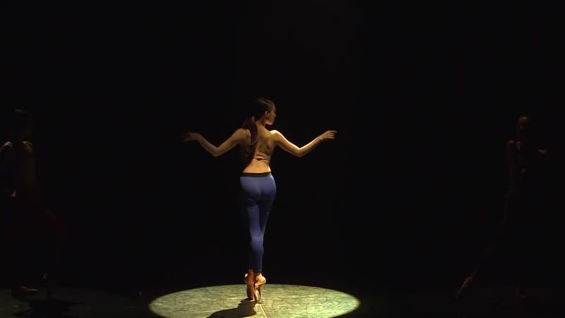 The KNB Movement Series Choreography Lee Young Cheol Bae Min soon Korean National Ballet