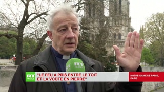 Notre-Dame de Paris : la charpente de 850 ans a été «pulvérisée» en trente minutes