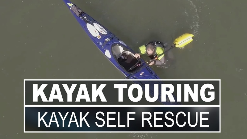 Kayak Touring | How to Self Rescue If You Capsize