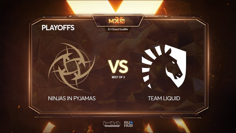Nip vs Liquid, MDL Chengdu Major Qualifier, bo3, game 2 [4ce Lex]
