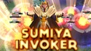 Sumiya - The TOP 1 Wombo Combo Invoker Spammer in Dota 2