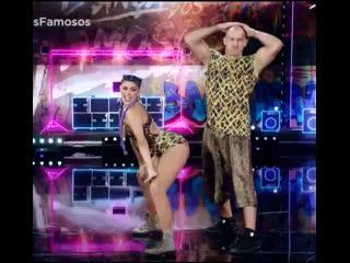 """Джуниор дос Сантос - Третий танец в телешоу """"Танцы со звёздами"""""""