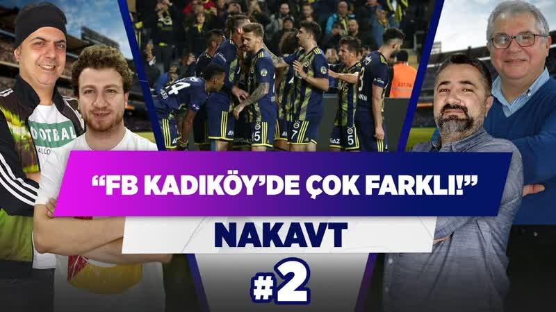 Fenerbahçe evinde çok farklı! - Fuat Akdağ, Serdar Ali Çelikler, Ali Ece, Uğur Karakullukçu - 2