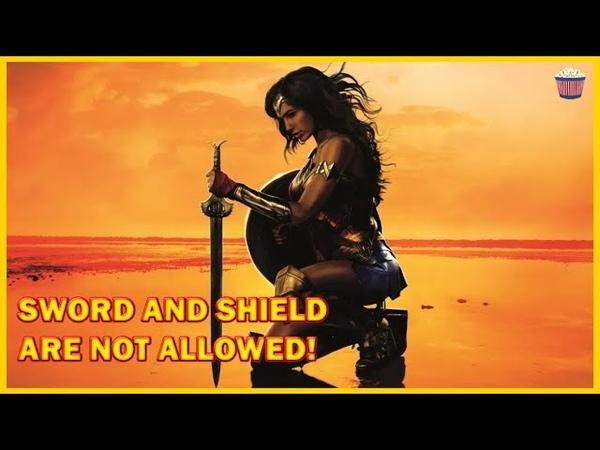 Gal Gadot explica porque Mulher-Maravilha não usará espada e escudo na sequência