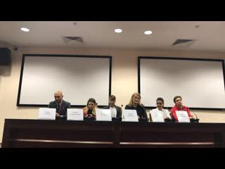 Пресс-конференция с Алексеем Ягудиным по итогам турнира Minsk-Arena Ice Star. Прямой эфир