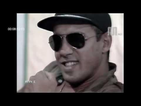 1980 Rai Mixer Gianni Minà intervista Adriano Celentano