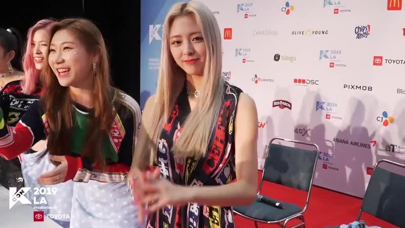 [Events] Artist Engagement Hi-Touch on KCON LA 2019