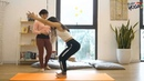 Morning Yoga Workout ♥ Better Than Gym Streng Stretch Wake Up Yoga For Beginners