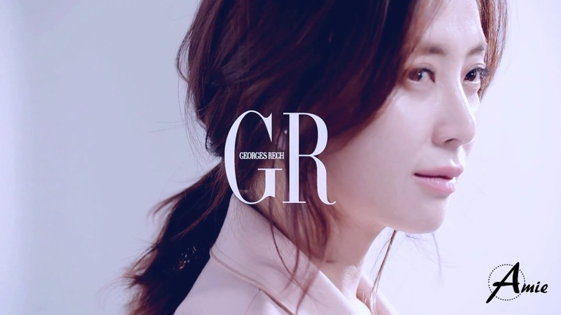 Song Yoon Ah (송윤아) ► FMV ► Above and beyond ►Georges Rech 2015-2016 S/S