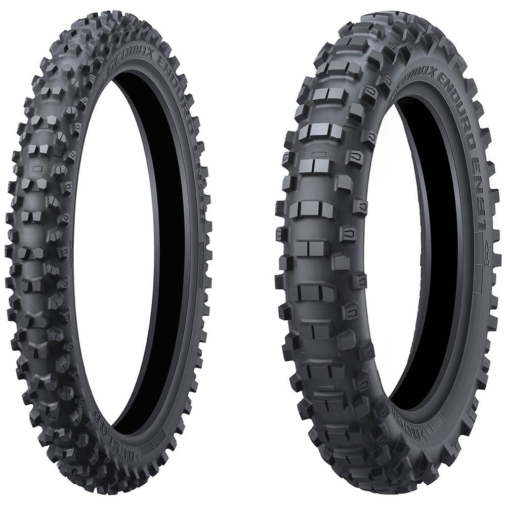 Моторезина Dunlop Geomax Enduro EN91