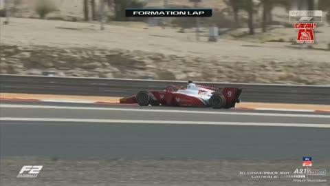 FIA Formula 2 Sakhir Bahrain Гонка 2 31 03 2019 Начало трансляции 14 15 MSK