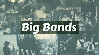 Jazz Big Bands - Louis Armstrong, Glenn Miller, Duke Ellington...