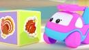 Би-Би Знайки – Буква И - мультфильм про машинки – учим алфавит