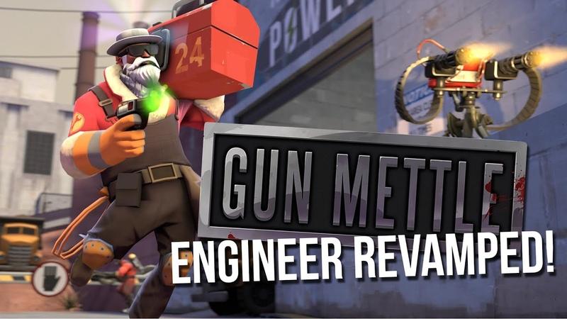 Gun Mettle Engineer Revamped