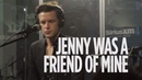 Brandon Flowers (The Killers) - Jenny Was A Friend Of Mine [LIVE @ SiriusXM] | Alt Nation