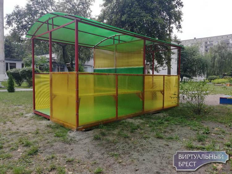 «Ясли-сад № 34 г. Бреста» благодарит ЗАО «Консул» и лично директора. И есть за что!
