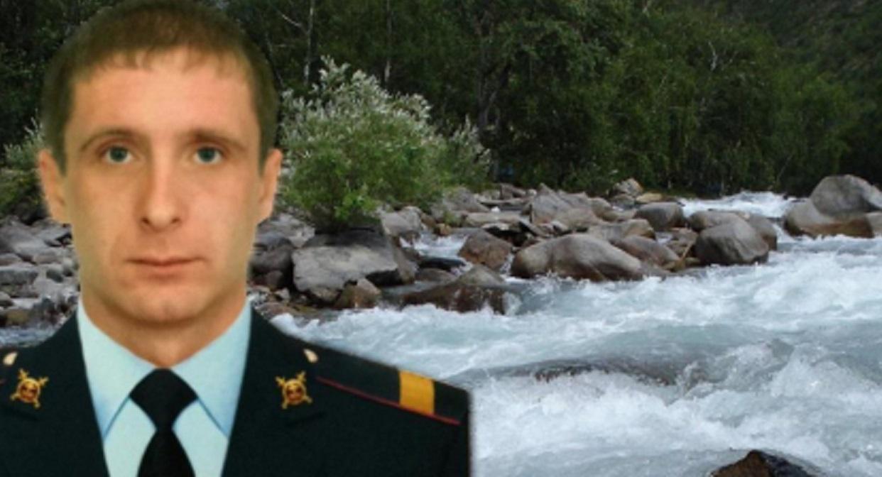 Полицейский из КЧР Артем Карпенко спас тонущего ребенка в Исправной