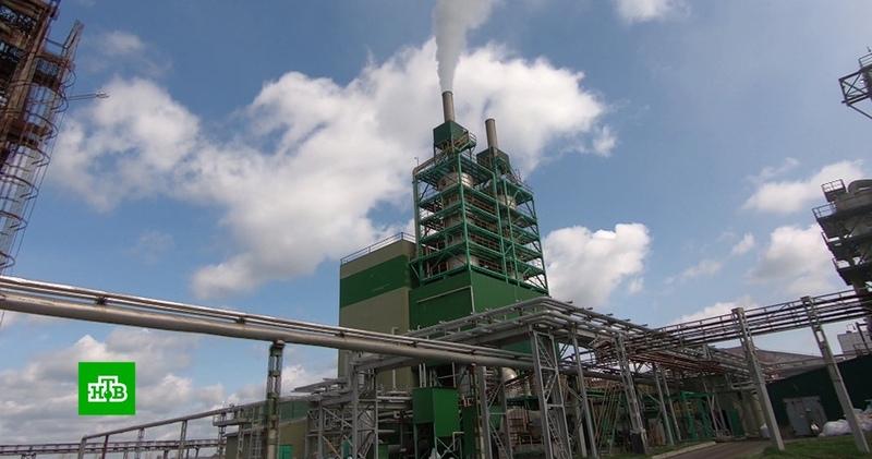Новая установка в Кировской области ввели в эксплуатацию азотную станцию