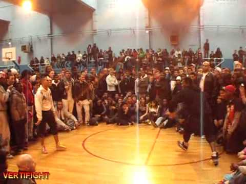 VERTIFIGHT 17 1000% NAIM VS BIG JAY part 1 by YOUVAL