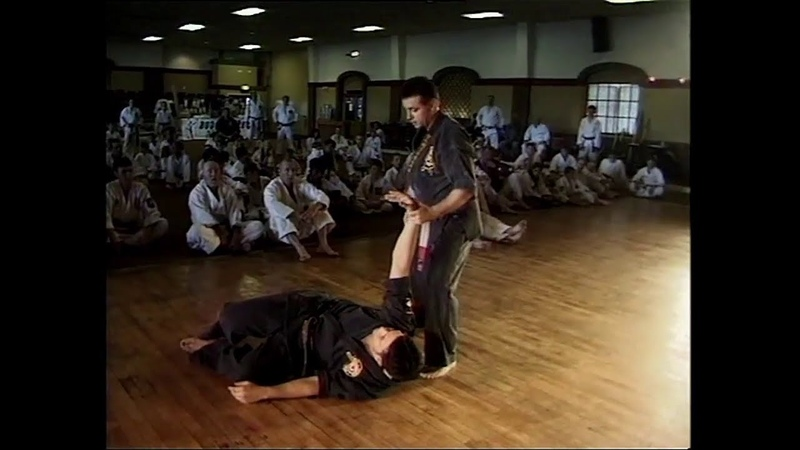 Karate seminar by Master Cezar Borkowski
