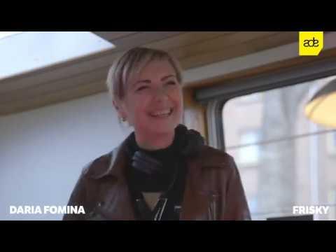 FRISKY ADE Boathouse 2019 - Daria Fomina (DJ Set)