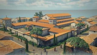 Видеоэкскурсия по Херсонесу  «В поисках святой купели» (Вторая часть)