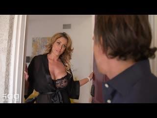Трахнул зрелую соседку с большими сиськами, milf mature mom wife sex porn fuck busty ass tit boob cum love pussy (hot&horny)