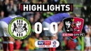 HIGHLIGHTS: Forest Green Rovers 0 Exeter City 0 (4/5/19) EFL Sky Bet League Two