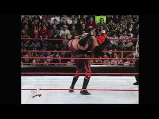 WWF Raw Is War  - Undertaker & Rikishi vs the Rock & Kane